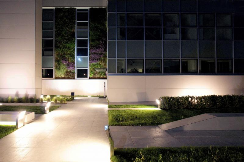 Archilinea green projects - lighting projects